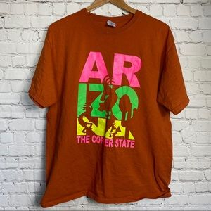 Arizona the Copper State tee